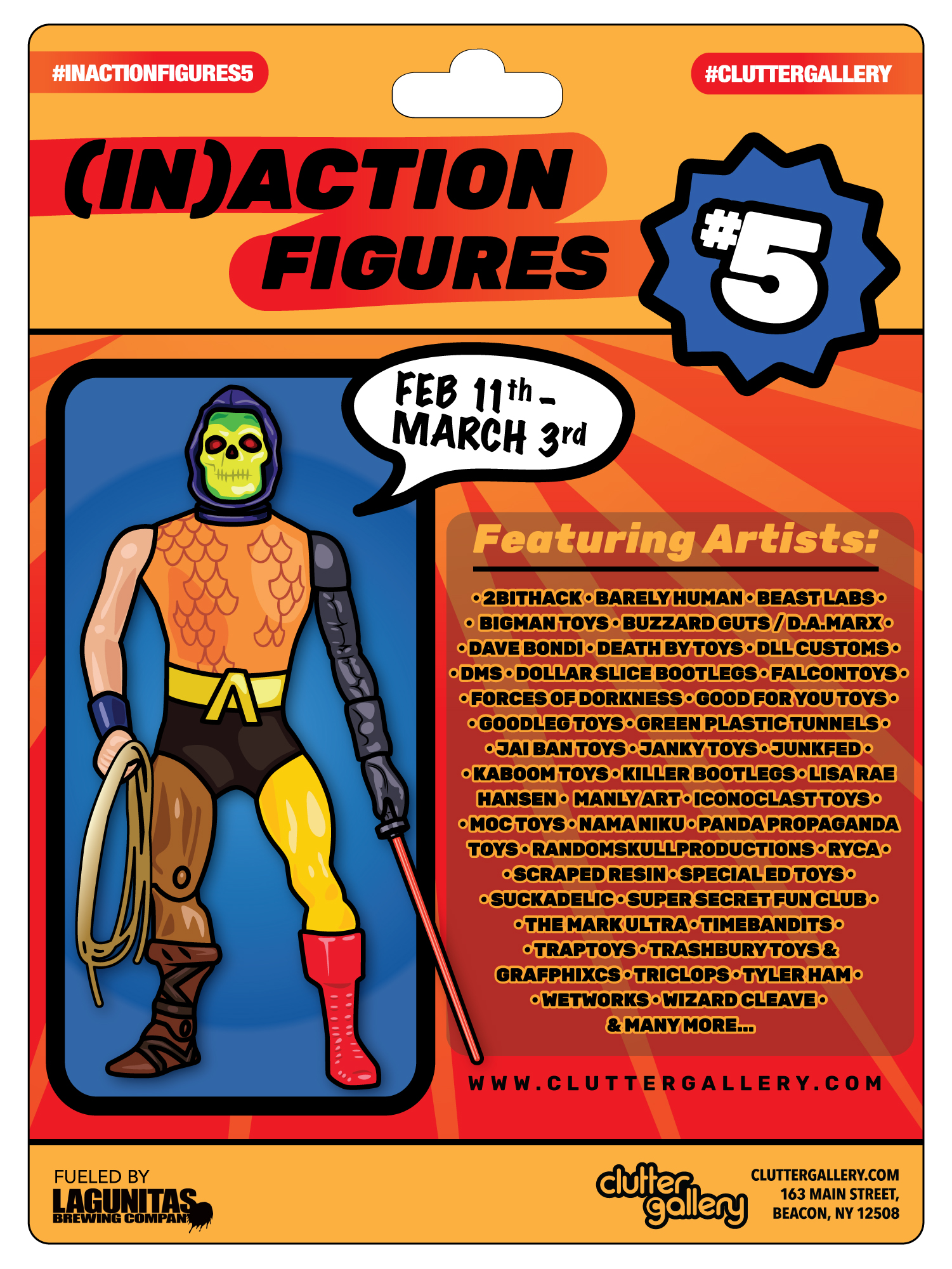 (In) Action Figures 5