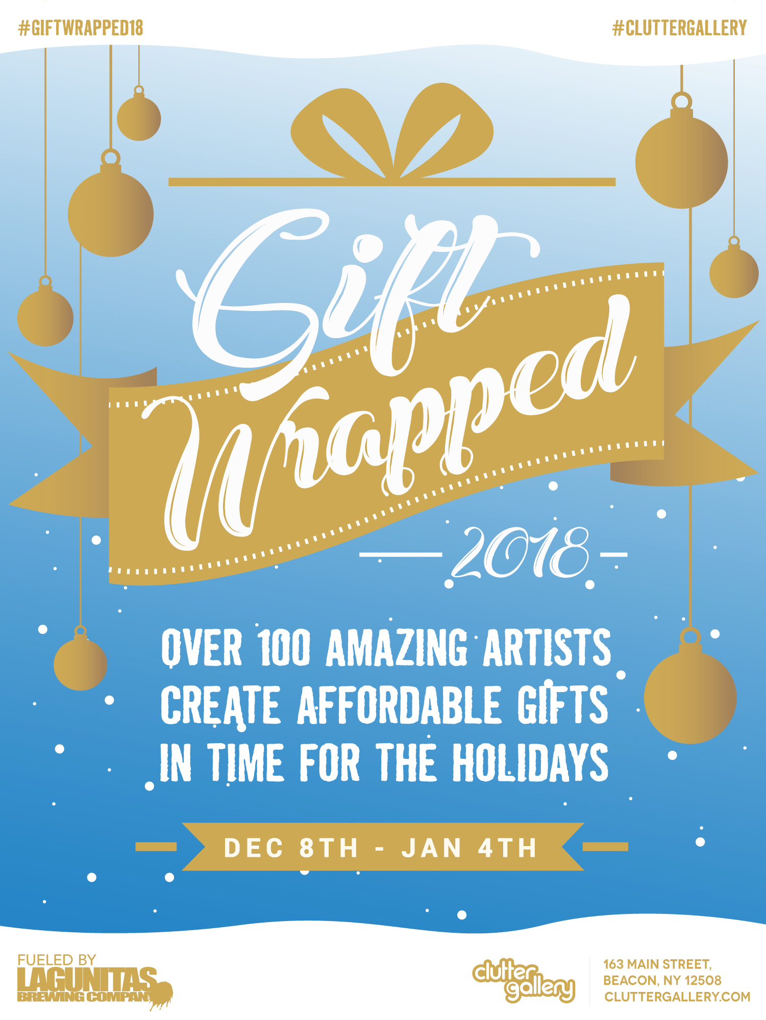 Gift Wrapped 2018