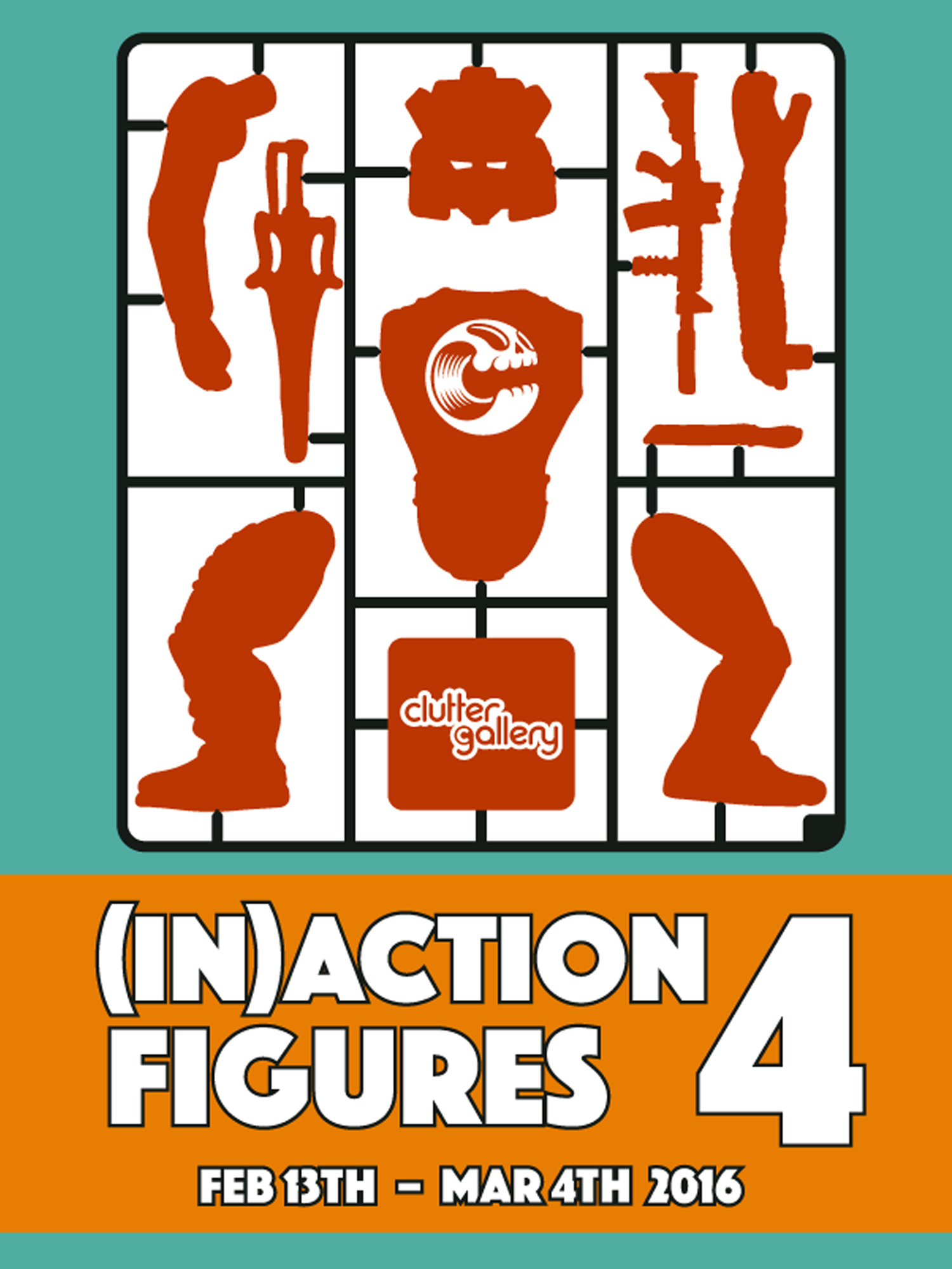 (IN)Action Figures 4