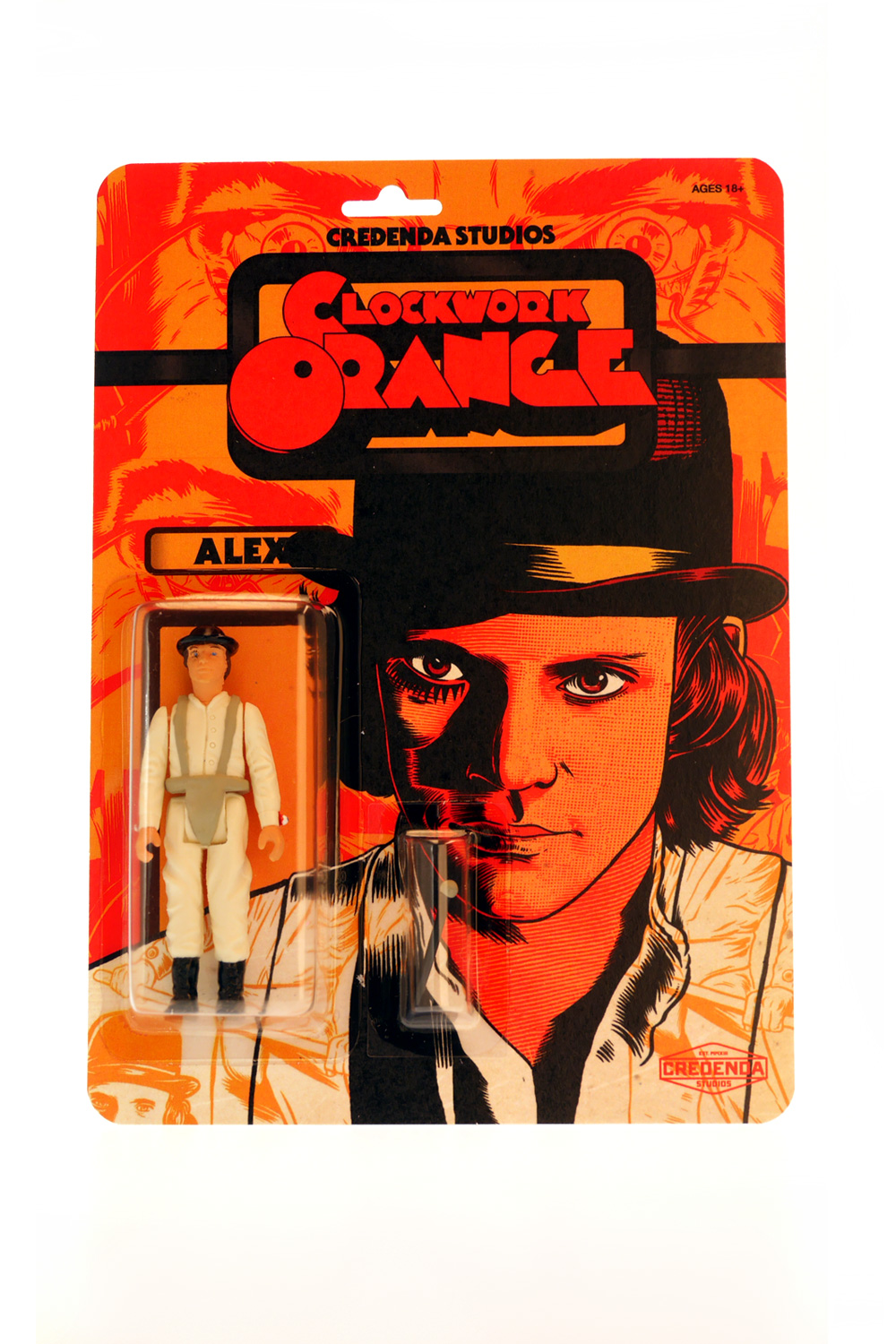 Clockwork Orange Clutter Magazine