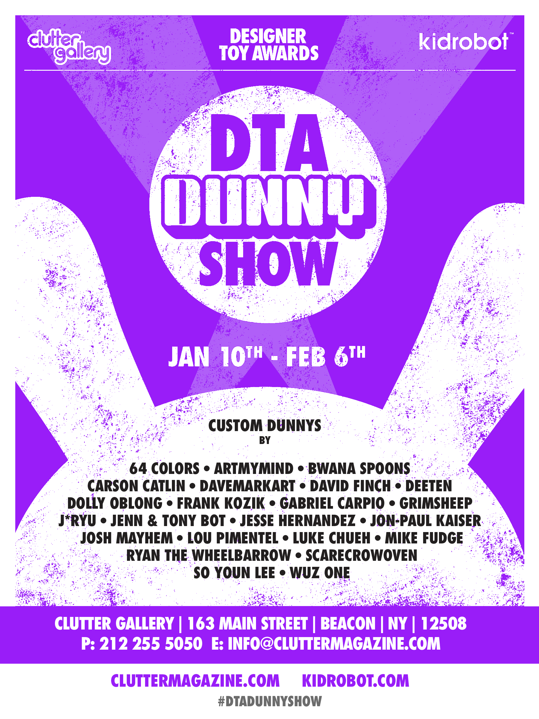 DTA Dunny Show