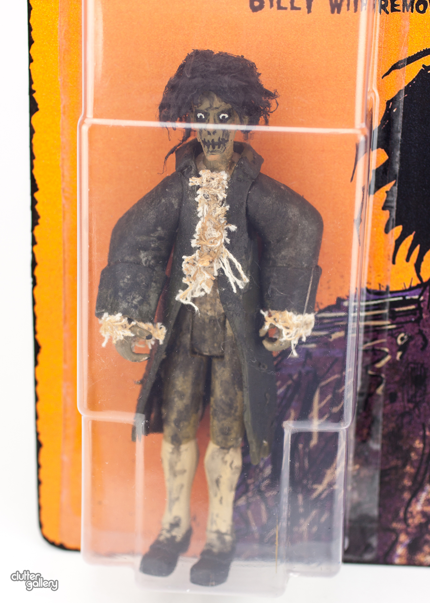 Hocus Pocus Billy With Removable Head Clutter Magazine