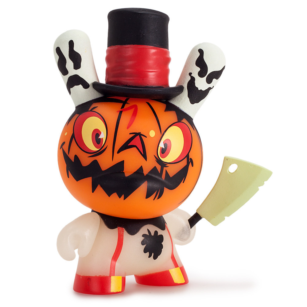 Dunny The 13 - Blind Box by Brandt Peters   Clutter Magazine