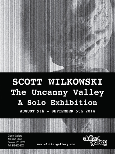 Scott Wilkowski at Clutter Gallery
