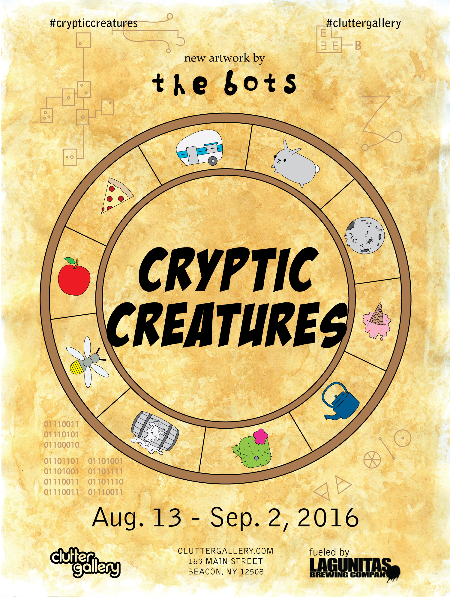Cryptic Creatures