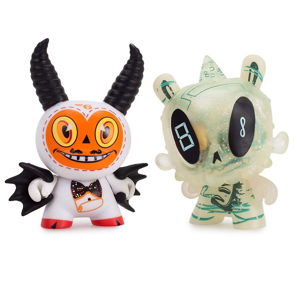 Dunny The 13 - Blind Box by Brandt Peters | Clutter Magazine