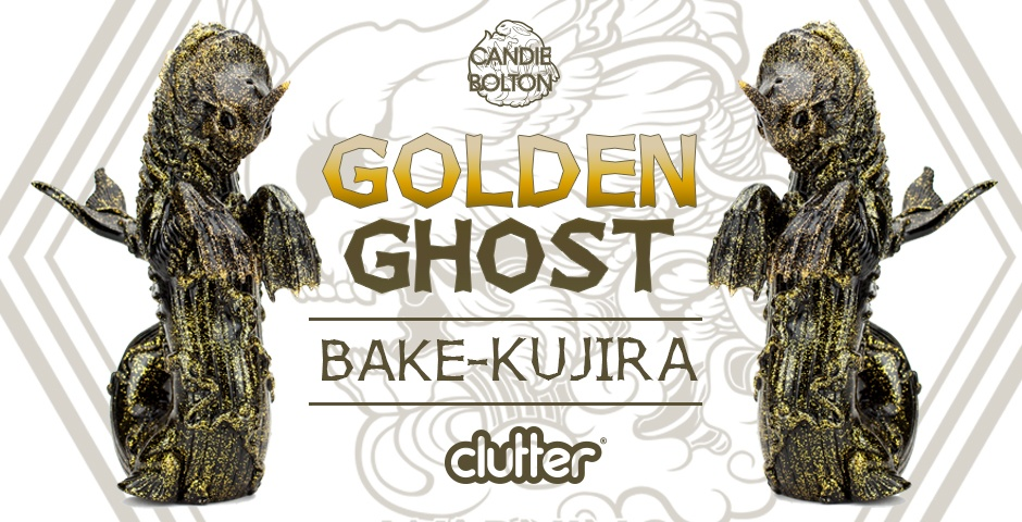 Bake Kujira Golden Ghost