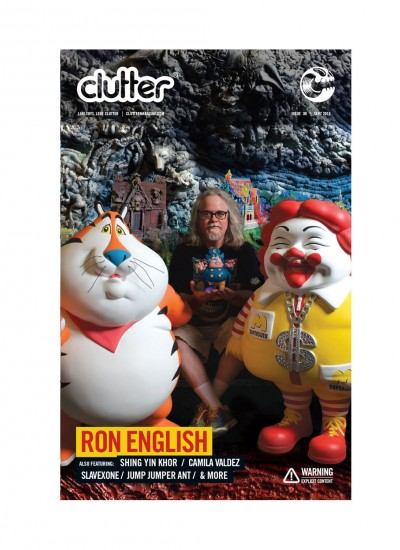 Issue 30: September 2015 Ron English