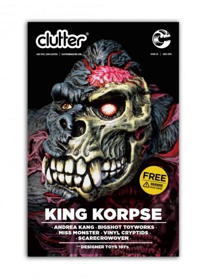 Clutter Magazine Issue 39 - Growman