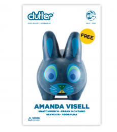 Clutter Magazine Issue 35 - Amanda Visell