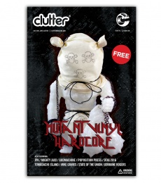 Clutter Magazine Issue 42 - Mutant Vinyl Hardcore