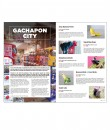 Clutter Magazine Issue 34  Gachapons